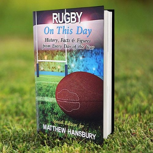 Rugby On This Day Book